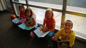 Reading time at AXAP