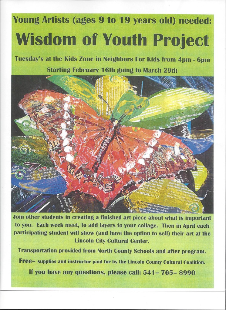 Wisdom of Youth art project