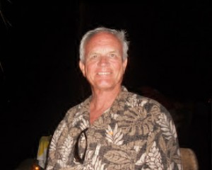 NFK Board Member and Vice President Steve Sparks