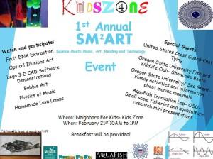 SMART event Feb 21 2015